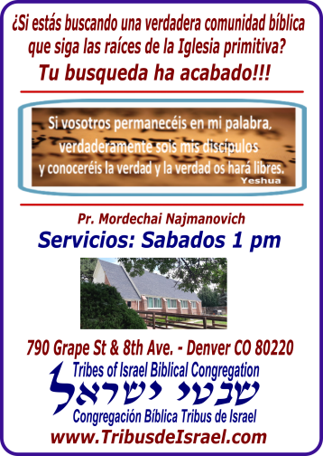 TRIBUS DE ISRAEL - WEBSITE - FACEBOOK 2020-02-16